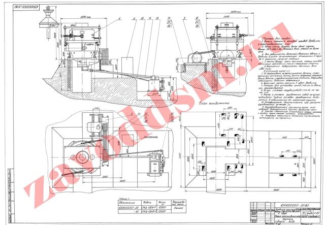 Демонтаж дробилки кмд-900 кмд-1750 ксд-1750 характеристики