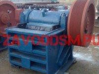 Щековая дробилка СМД-108