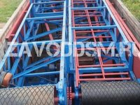 Ленточный конвейер КЛДМ-1200-25