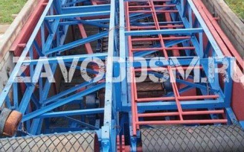 Ленточный конвейер КЛДМ-500-10