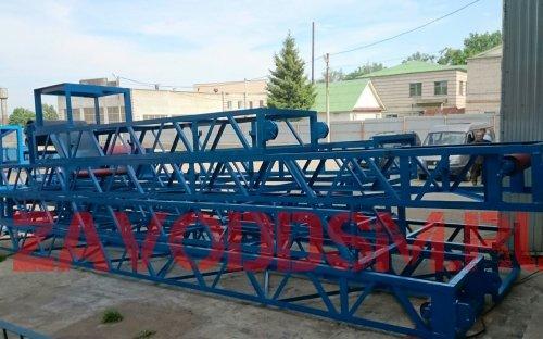 Ленточный конвейер КЛДМ-800-25