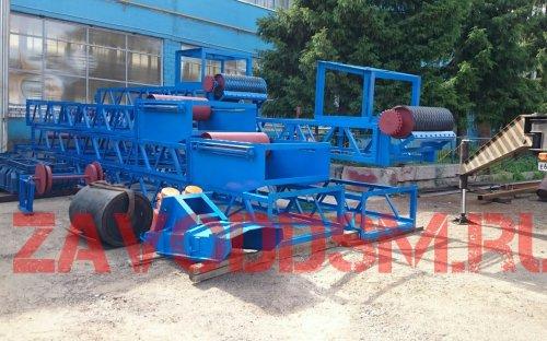 Ленточный конвейер КЛДМ-1200-20