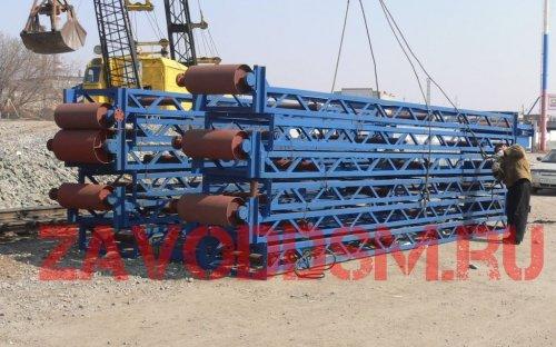 Ленточный конвейер КЛДМ-1000-15