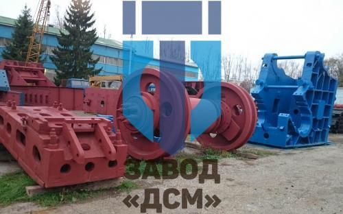 Дробилка щековая СМД-184