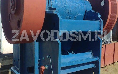 Щековая дробилка СМД-110