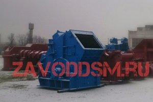 Роторная дробилка ДСМДР-86 (СМД-86)