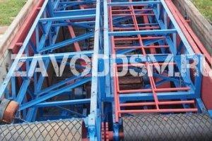 Ленточный конвейер КЛДМ-500-25