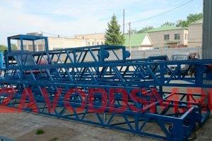 Ленточный конвейер КЛДМ-500-15