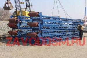 Ленточный конвейер КЛДМ-1200-10